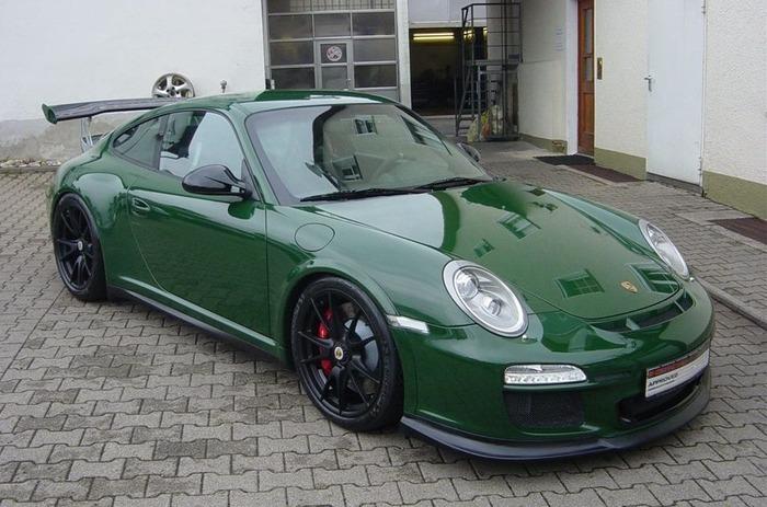 Green-Porsche-997-GT3-RS-0