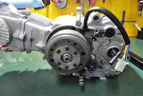リメイクエンジン110ccその3