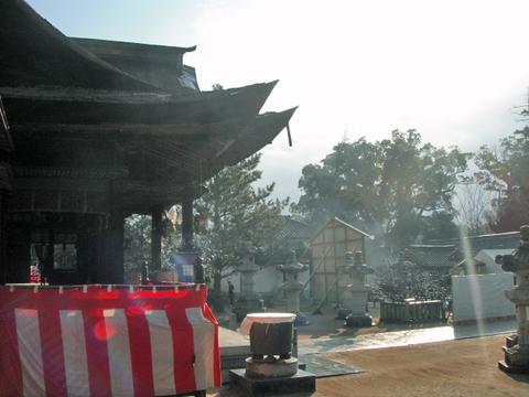 第35回白鳥神社節分祭