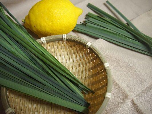レモングラスソーダとハイビスカスのグミ