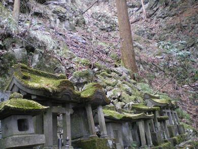 栃木の三峰山とセツブン草