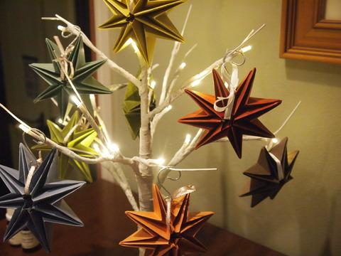 折り紙で作るアロマディフューザー