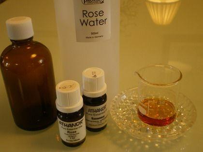 美白&アンチエイジング化粧水の作り方