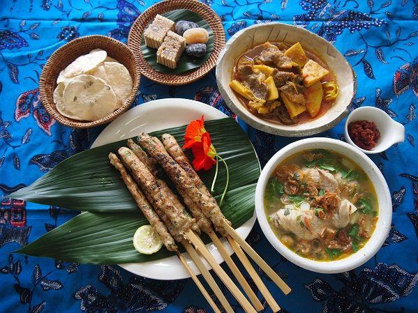 インドネシア料理教室