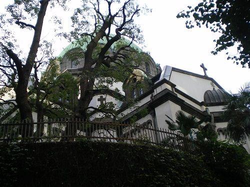 御茶ノ水の散策~ニコライ聖堂~