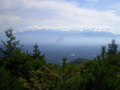 野辺山高原の飯盛山