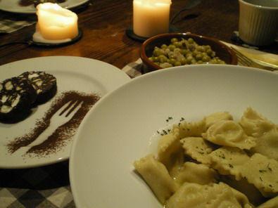 イタリア料理のセージ