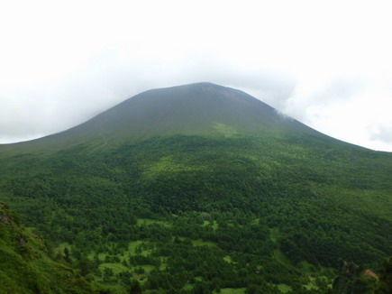 黒斑山 (浅間山荘~草すべり~蛇骨岳~Jバンド)
