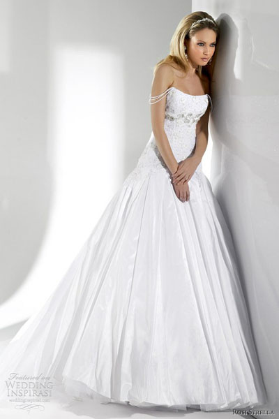 wedding dress interactive