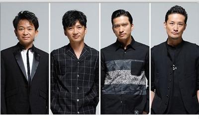 4人の「TOKIO」がフマキラー新CM、5月25日から放映!