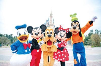 【朗報】東京ディズニーランド「中国のお客様の来園拒否はしません」