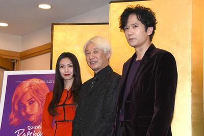 稲垣吾郎、手塚治虫の異色漫画「ばるぼら」実写化で主演!共演は二階堂ふみ