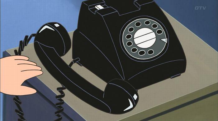 サザエさん「階段より怖い電話」のキャプ28