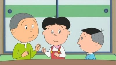 【画像】タラちゃんの髪の毛を指で隠すと、実はあの人に似てる・・・