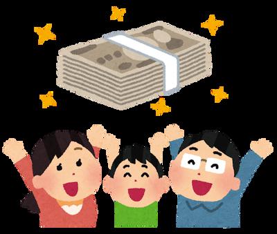 【政府対応】「個人事業主には100万円、芸能・スポーツ関係者には150万円給付します」