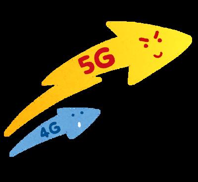 【悲報】携帯会社さん、5Gスマホが売れず終了