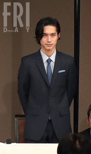 【悲報】関ジャニ∞錦戸、人妻と不倫発覚
