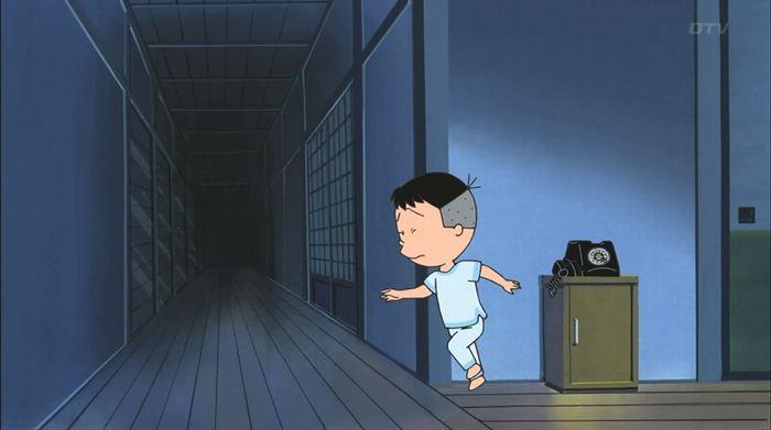サザエさん「階段より怖い電話」のキャプ29