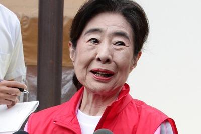 中村玉緒79、働かない長男54に絶縁通告