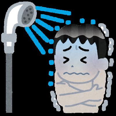 【えぇ】ガス契約してないワイ、寒さでシャワーに行けない