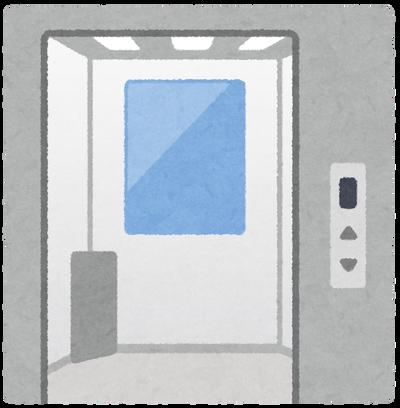 【動画】イッヌ、エレベーターに引きずり込まれそうになる…