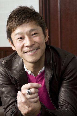 maesawayuusaku 前澤 友作は、日本の実業家で、アパレルECサイトZOZOTOWNを