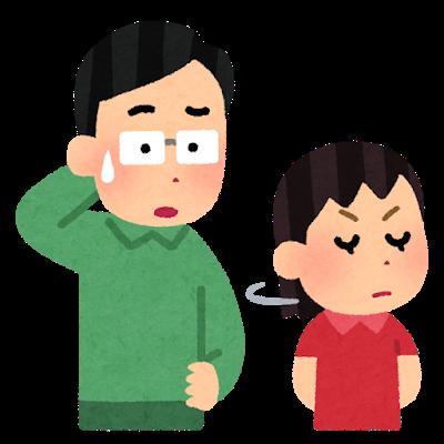 【朗報】娘がパパを嫌う理由が判明