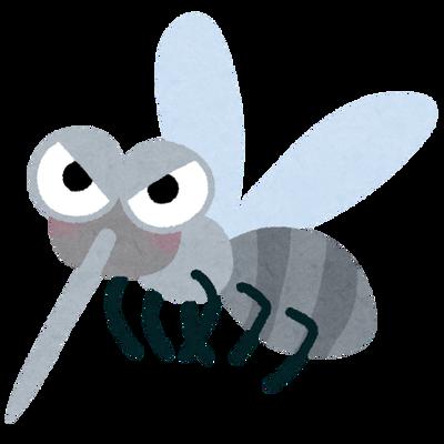 【悲報】ツイカス「蚊、死ね!」→アカウント凍結