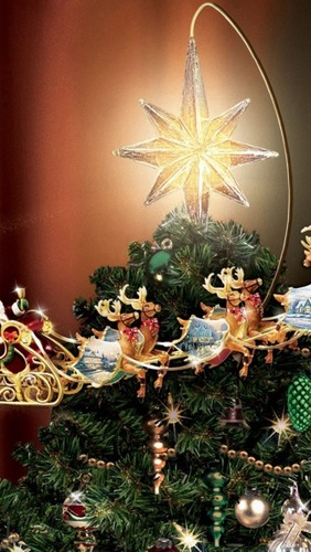クリスマスの飾り、ライト-1136x640