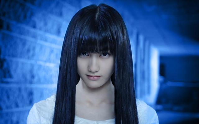 橋本愛 貞子3D