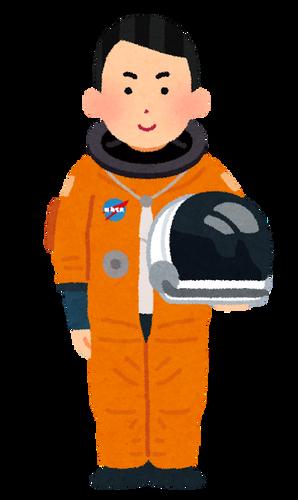宇宙兄弟「おちこぼれサラリーマンです。悲劇産まれで運が無いです。けど宇宙飛行士なります」←これ