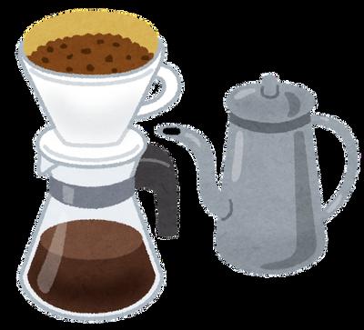 【悲報】ワイ、コーヒー入れる前の一工程をサボっていたが為に二年間まずいコーヒーを飲み続ける