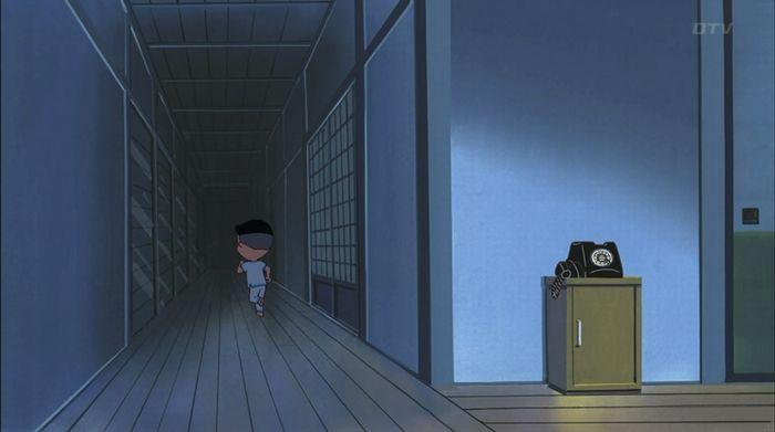 サザエさん「階段より怖い電話」のキャプ31