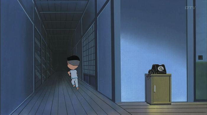 サザエさん「階段より怖い電話」のキャプ30