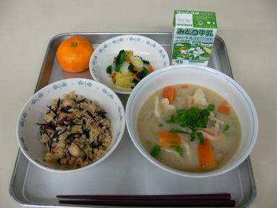 まるごと大分県(定時給食)3