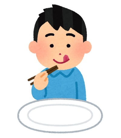 syokuji_hashi_blank_man