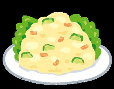 【速報】ポテトサラダに入れられたら1番萎えるメジャーな具、なんJ民の9割が一致