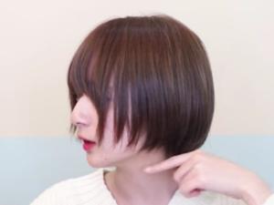 【ショートカット】毎日のヘアセット____-_YouTube-1-300x225