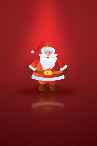 ws_Santa_Clause_640x960