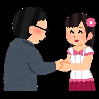 ラブライブ声優が握手会する→ オタク「〇〇(キャラ名)はこんな背が高くない」「踊りはもっと上手い」