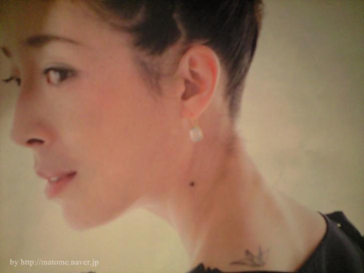 宮沢りえのタトゥー画像