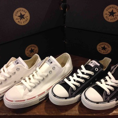 CONVERSE ALL STAR LOGOFOXTHING OX 入荷