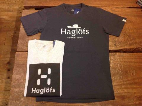 Haglofs CANPTEE 入荷