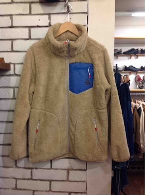 CHUMS Bonding Fleece Jacket Womens L 入荷
