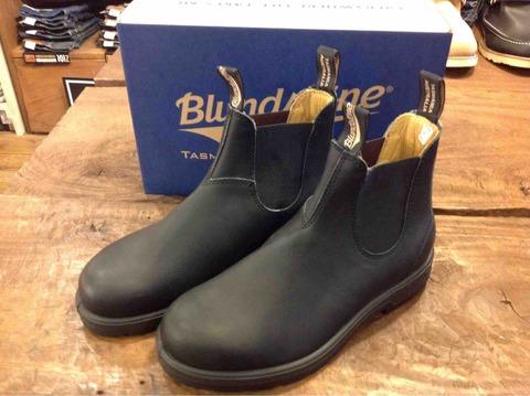 BLUNDSTONE 558 Boltan Black 入荷