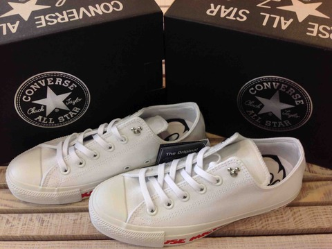 CONVERSE ALL STAR 100 MICKEY MOUSE TP OX 入荷