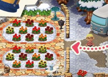 ポケ 森 花 の 交配 チューリップ