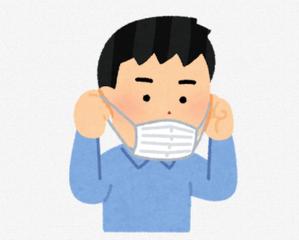 【悲報】マスクから鼻を出してる奴、ガチで多すぎる