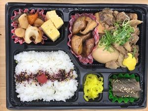 名物肉豆腐弁当4
