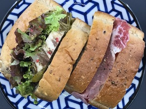 2種のサンドイッチ2